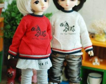 Zebra T - Red&Gray