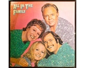 Glittered All in the Family Album