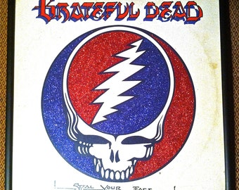 Glittered Grateful Dead Album