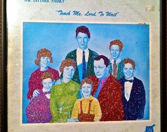 Glittered Dittmer Family Album