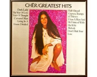 Glittered Cher Album