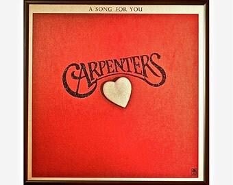 Glittered Carpenter's Album