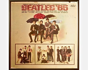 Glittered Beatles 65 Album