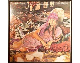 Glittered Barbra Streisand Lazy Afternoon Album