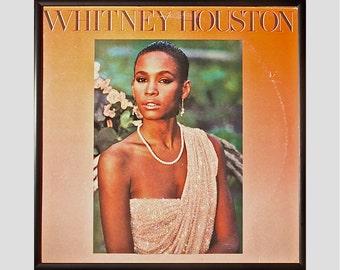 Glittered Whitney Houston Album