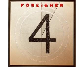 Glittered Foreigner 4 Album