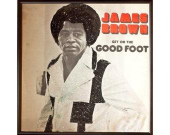 Glittered James Brown Album