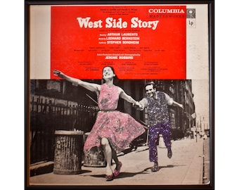 Glittered West Side Story Album