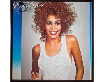 Glittered Whitney Houston Whitney Album