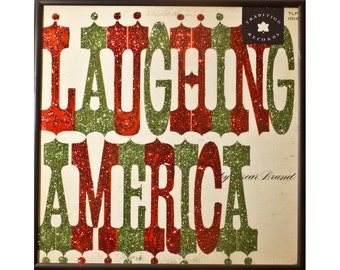 Glittered Laughing America Album