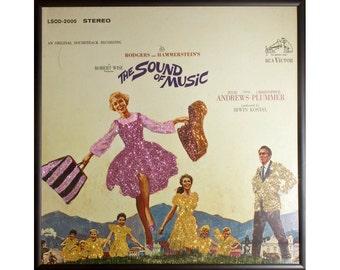 Glittered Sound of Music Album
