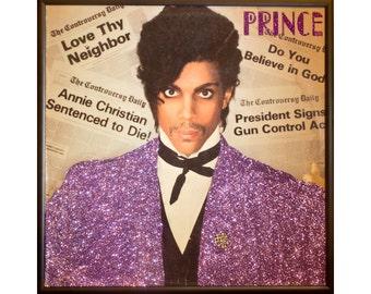 Glittered Prince Controversy Album
