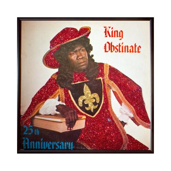 Glittered King Obstinate Album