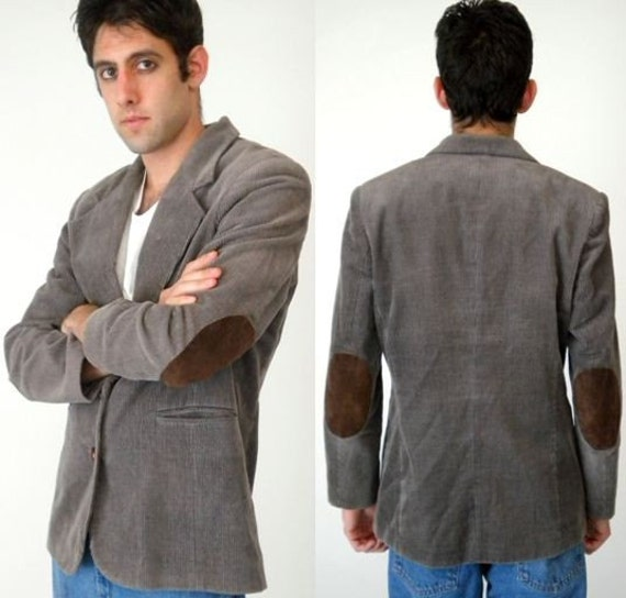 Collection Mens Corduroy Blazer Pictures - Reikian