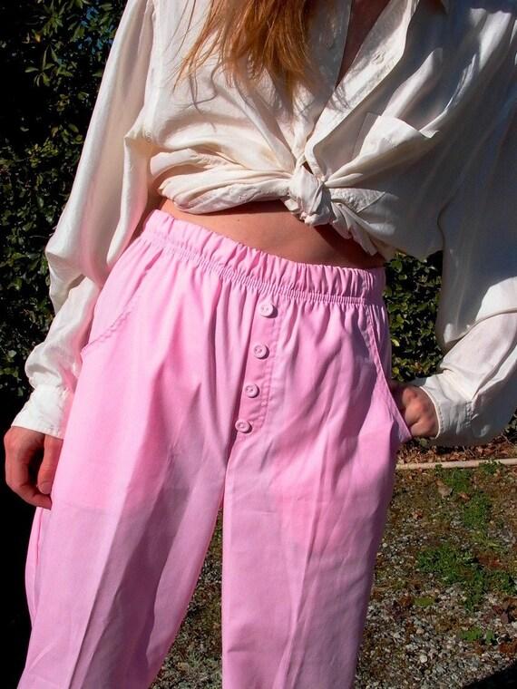 Vintage Pink Pants