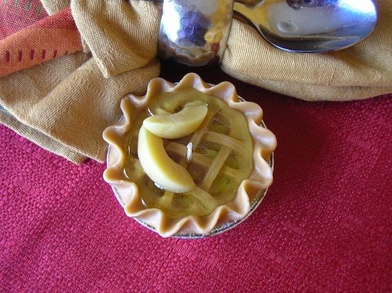 Apple Pie Gel Candle