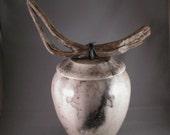 Norwegian Samuri / Horsehair Spirit Jar