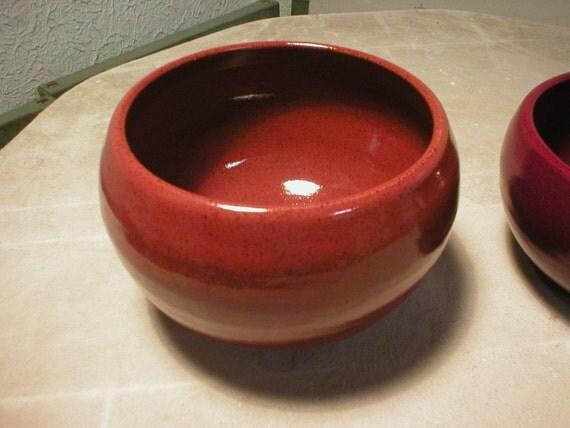 Paprika Speckle / Salad Bowl