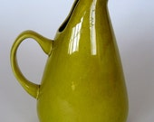 Russel Wright American modern pitcher