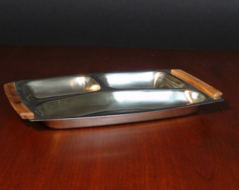 Danish Stainless Steel Tray