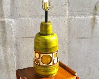 mid century danish lamp