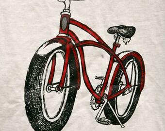 Cruiser T SHIRT bikes old school environment
