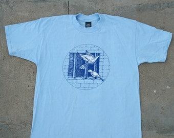 Prison Doves T shirt