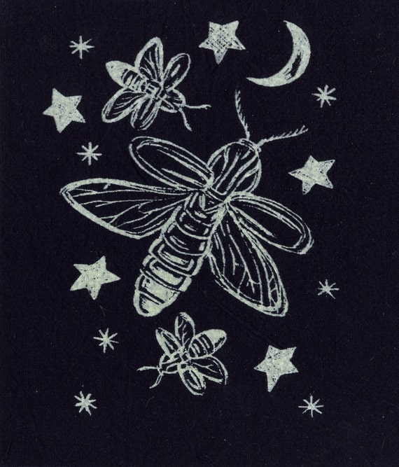 Fireflys - Union Made patch eco sustainability glow in the dark