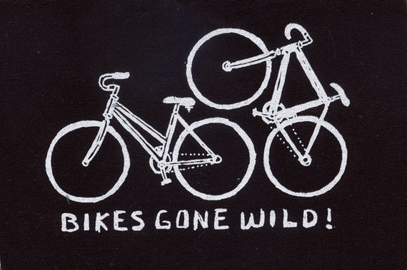 Bikes Gone Wild Union Made patch