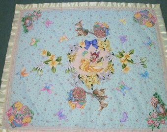 Quilted Wallhanging: Marianne's Spring Fairy