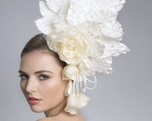Couture headpiece- Fascinator