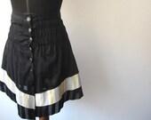 Lolita mini skirt (black) SALE