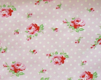 Buds in Pink by Tanya Whelan ... DELILAH collection ... Free Spirit Fabric