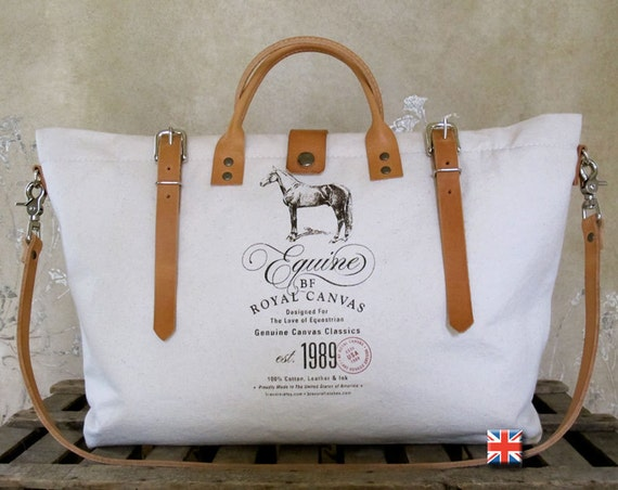 BF Equine Utility: Canvas Classic