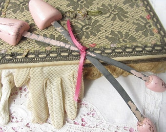 Shoe Stretchers Shabby Chic Pink Shoe Forms