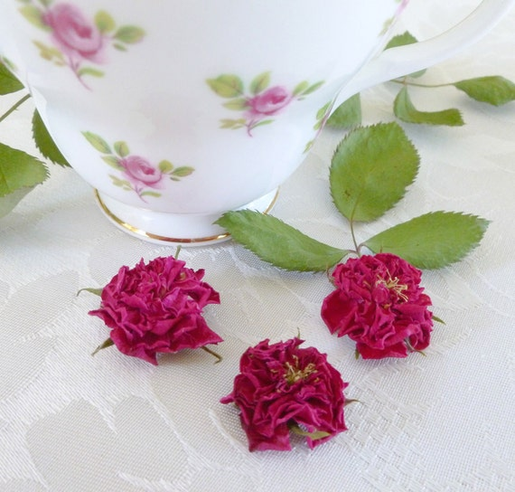 Dried Roses, Table Decorations, Red, Cherry, Free Gift Wrapping, Real, Dried Flowers, Decor, Wedding Confetti, Flowers, Wedding, 200 Roses