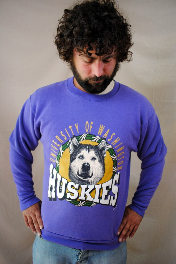 Vintage University Of Washington Sweatshirt 51
