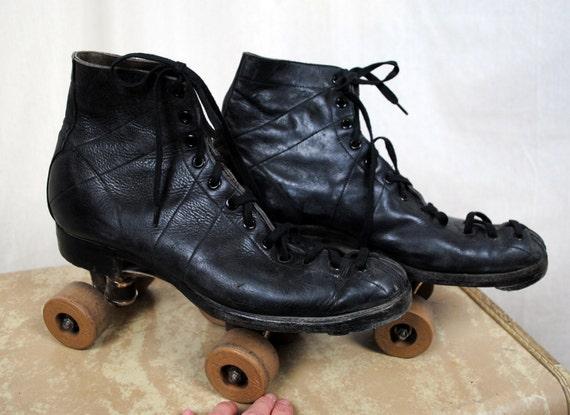 Vintage Chicago Brand Roller Skates
