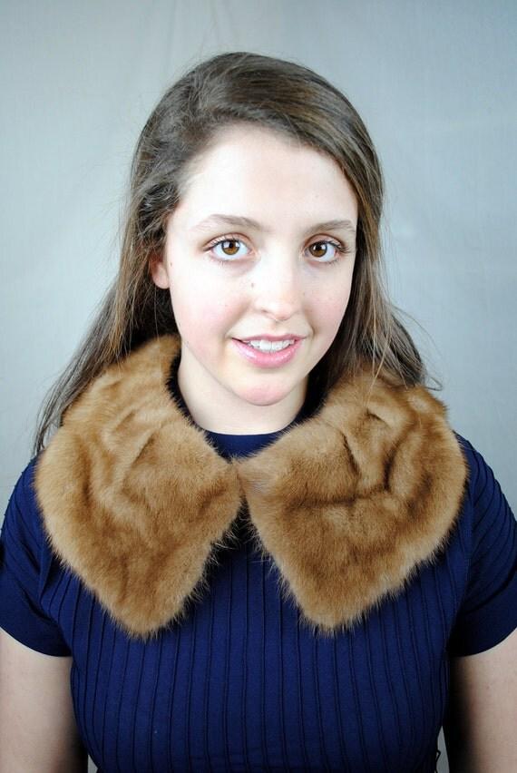 Vintage Fur Collar