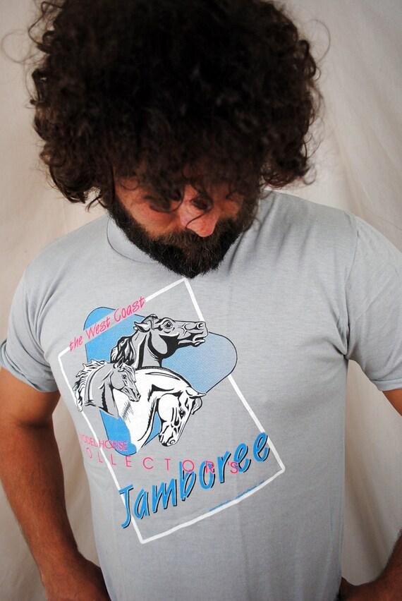 Vintage Horse Jamboree Tee Shirt