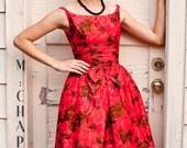 RESERVED FOR SANAMEYER.  the Jacqueline dress.