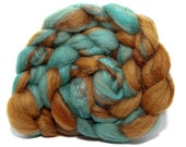 Hand Dyed, Hand Pulled Top / Roving - Forsaken (2.10 oz)