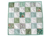 Baby Quilt Kit- Make Your Own Heirloom Quilt