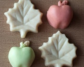 Apple and Leaf Soap Treat Bag