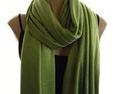 Jumbo Nomad Rag...Unisex...Grass Green...Celebrity Trend
