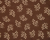 Unpaper Towels with snaps -brown and tan simplicity  -- 12 towels