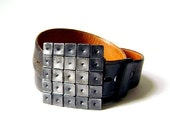 Steel Square Knockout Buckle