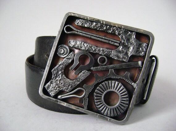 Steel Junk Buckle