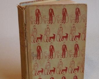 vintage- 1947- Little Men- Louisa May Alcott