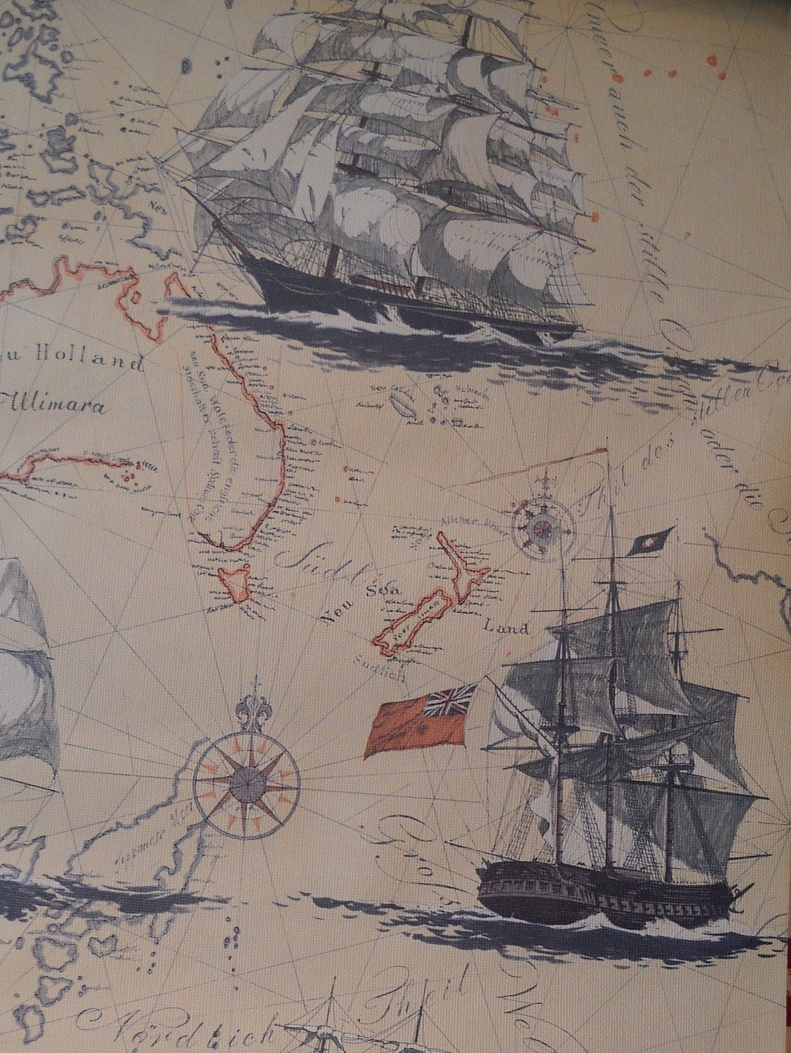 nautical map wallpaper viewing gallery